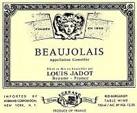 Louis Jadot Beaujolais Red